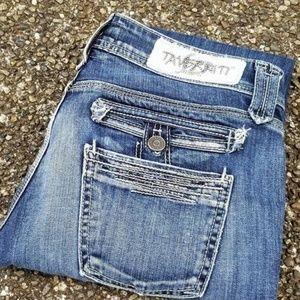 EUC Straight Leg  Taverneti SO Jeans 29